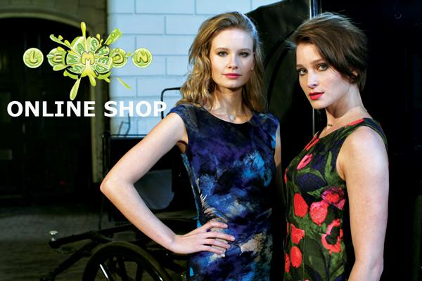 Smashed Lemon jurken najaar winter 2015-2016